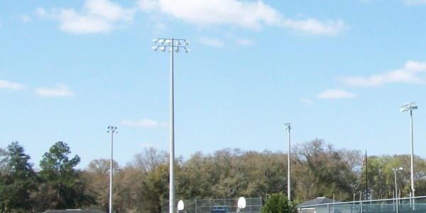 Outdoor Sports Lighting Mid State Electric
