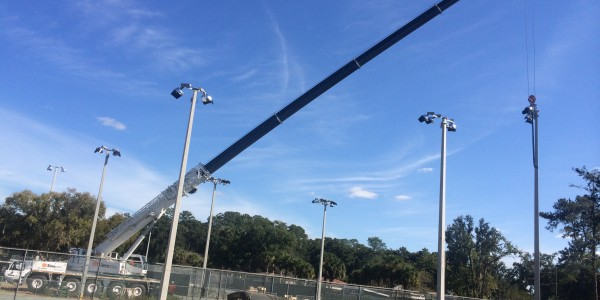 Fort King Tennis Court Lighting Ocala 07