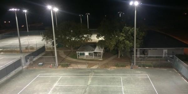 Outdoor Court Lighting Outdoor sports lighting mid state electric fort king tennis court lighting ocala 04 workwithnaturefo