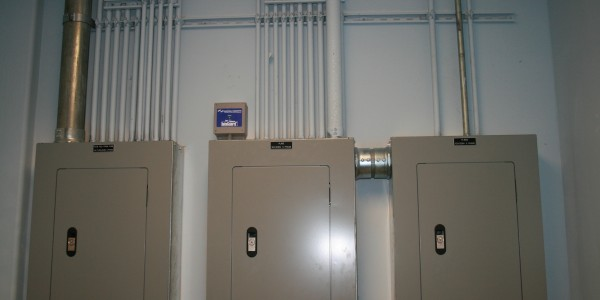 Electrical Panels and conduit